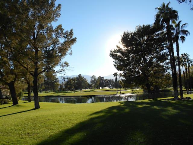 Mission Hills Country Club Tennis Villa - 蘭喬米拉(Rancho Mirage) - 公寓