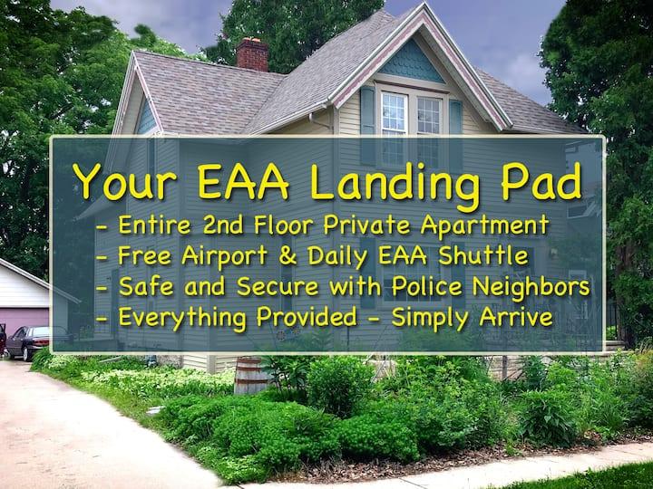 EAA Landing Pad