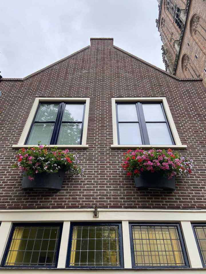 Luxe appartement in hartje Amersfoort centrum A