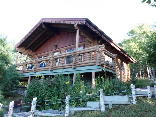 Haus mit Panorama-Blick