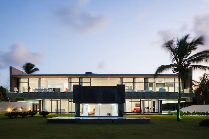 Hollywood house in Brazil - Tibau do Sul - Rumah
