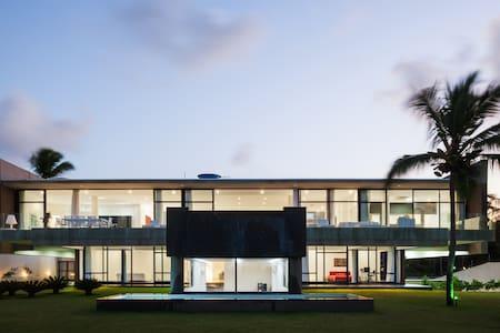 Hollywood house in Brazil - Tibau do Sul - Casa