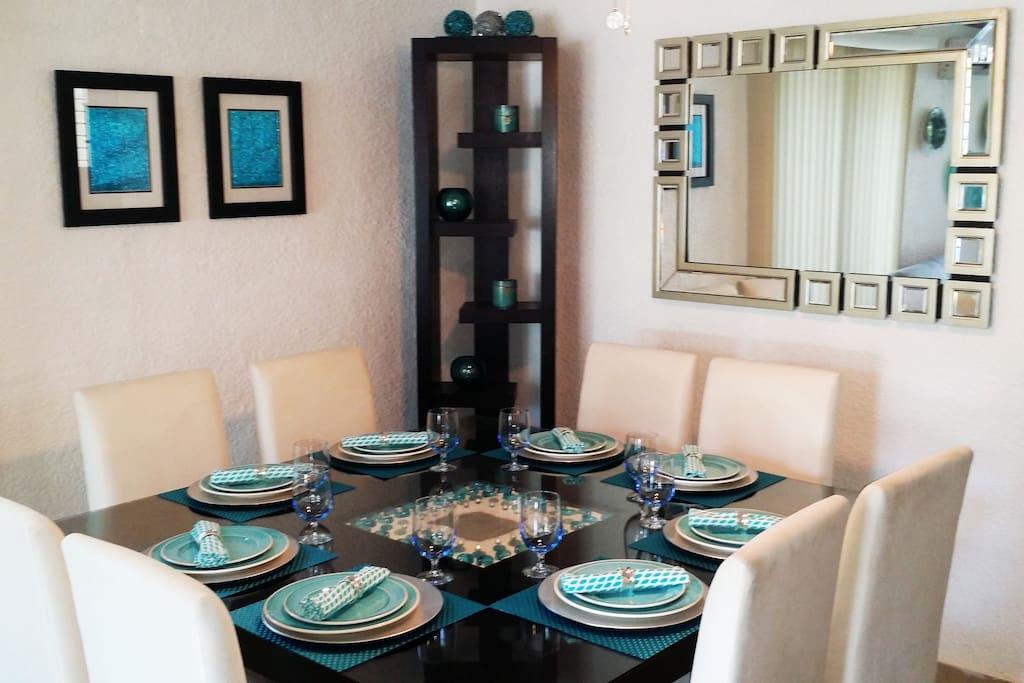 Dinning Room Comedor