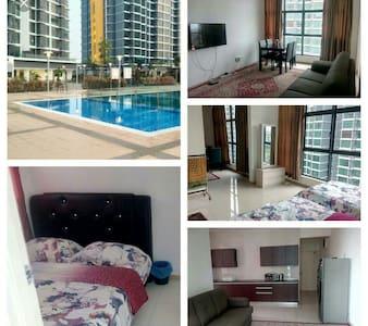 Fida Vista Alam 2 rooms - Shah Alam