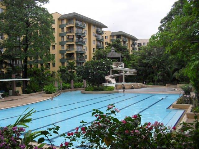 Parkland Condo Bangna, Bangkok - Bangkok - Apto. en complejo residencial