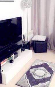 Appartement très chaleureux lumineux logement calme - Saint-Herblain