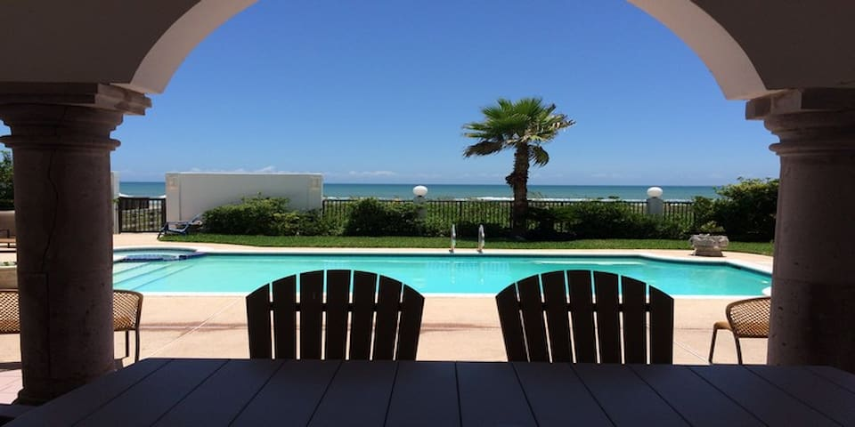 Mansion on the Beach - South Padre Island - House