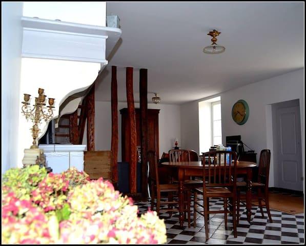 location petite maison de campagne - Rarécourt - Talo