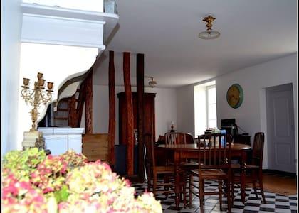 location petite maison de campagne - Rarécourt - Casa