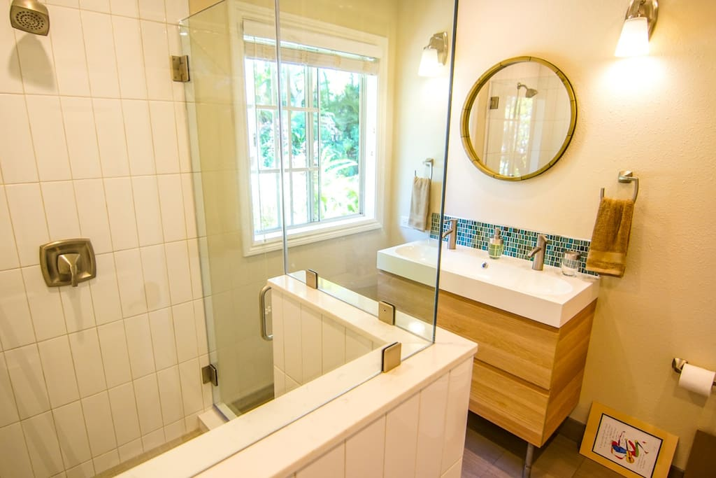 Renovated Bathroom
