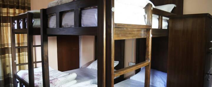 Hostel Himalaya 8 Bed Mixed Dormitory Room
