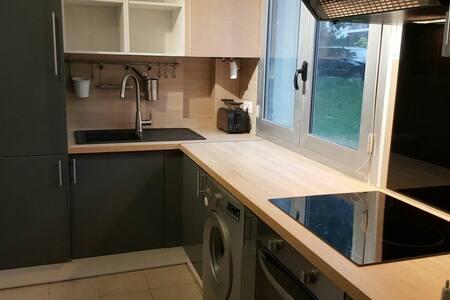 Bright 45 m² - 2 rooms - Malakoff - Lägenhet