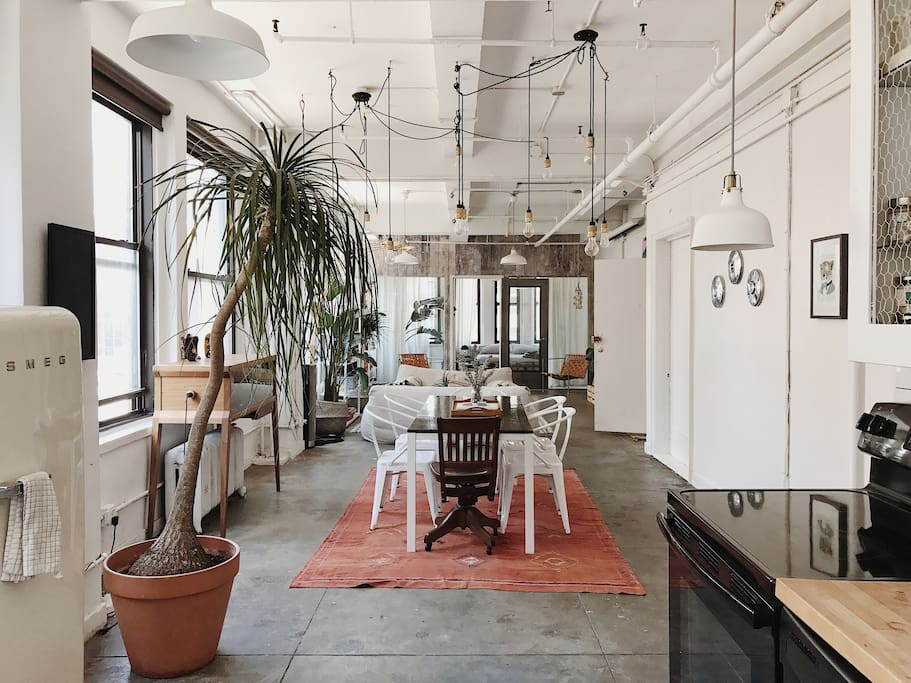 Bright beautiful loft in the heart of manhattan lofts for rent in new york - Location loft new york manhattan ...