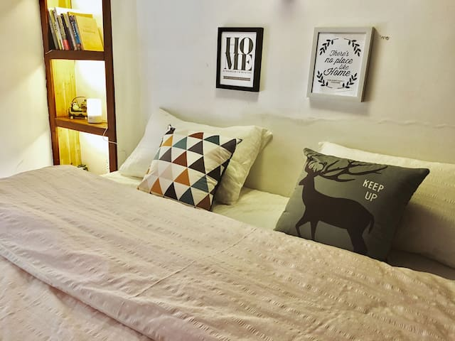 French Concession, Sunshine Loft, Walking Distance - Shanghai - Lägenhet