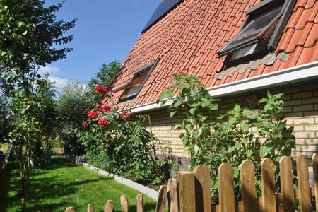 Gezellige vakantiewoning bij de Friese meren. - Goingarijp - Huis