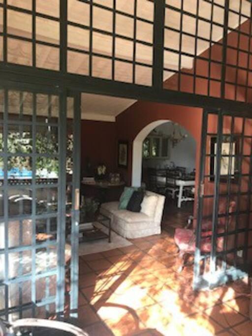 2 Salas de estar