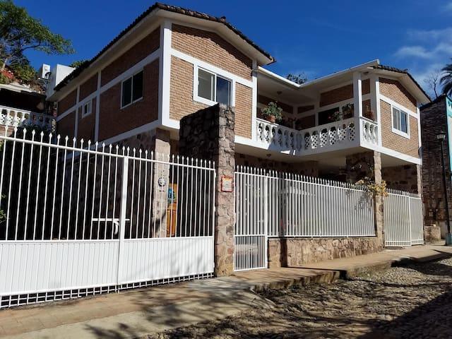 Casa de Piedra in Historic Copala, Sinaloa, Mexico
