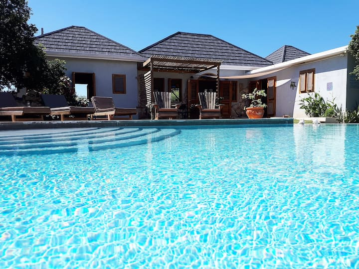 Luxury 3 Bed Designer Eco Villa Treasure Beach