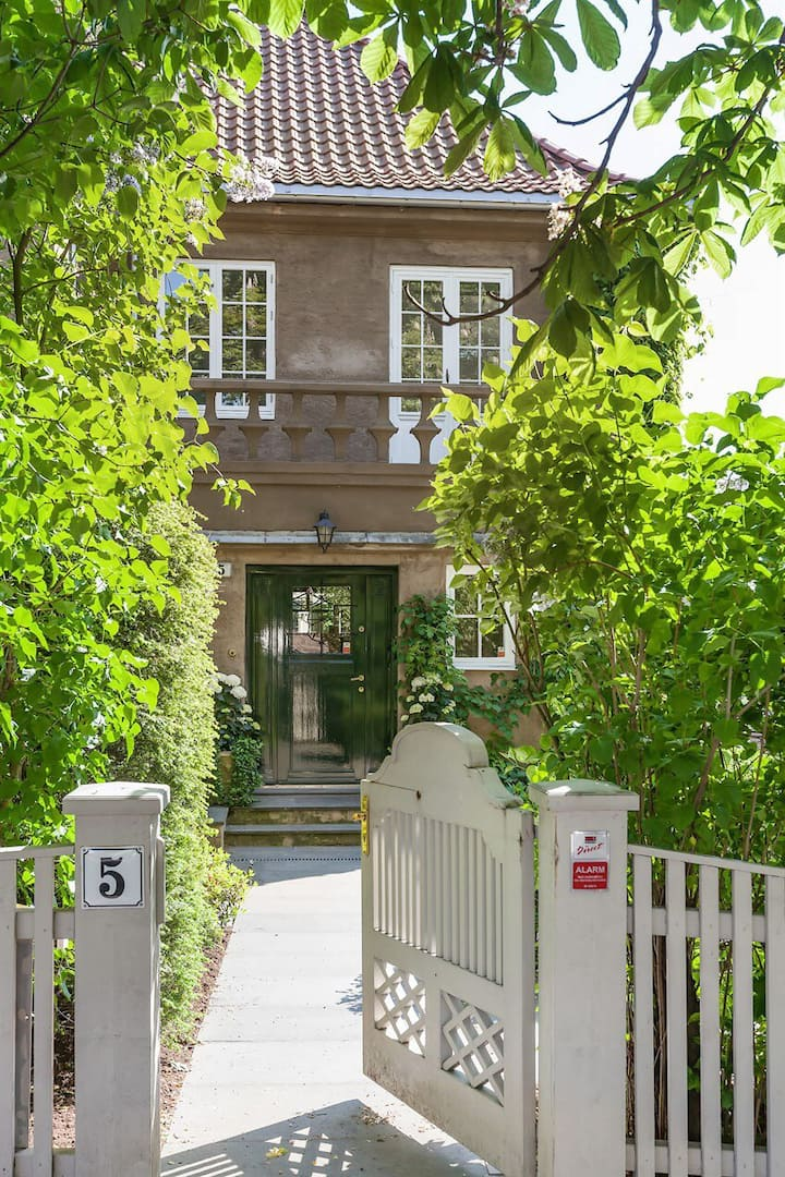 Luxurious Detached House at Frogner