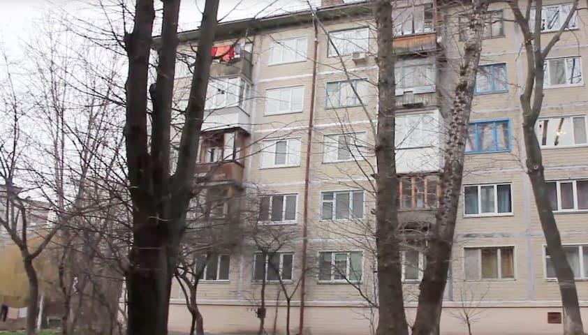 Будинок, 5 поверхів