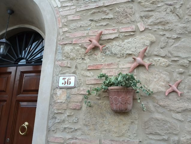 Casa Ricciardi - Chianni - Toscana - Chianni - Apartmen