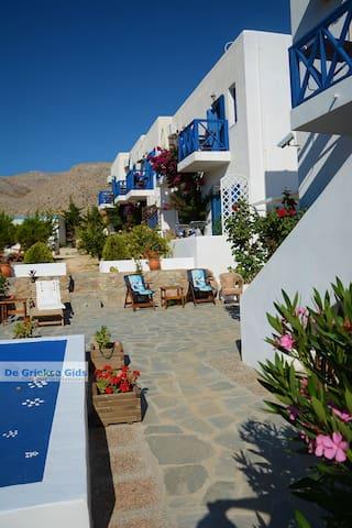Aegean star apartments - Folegandros - Bed & Breakfast