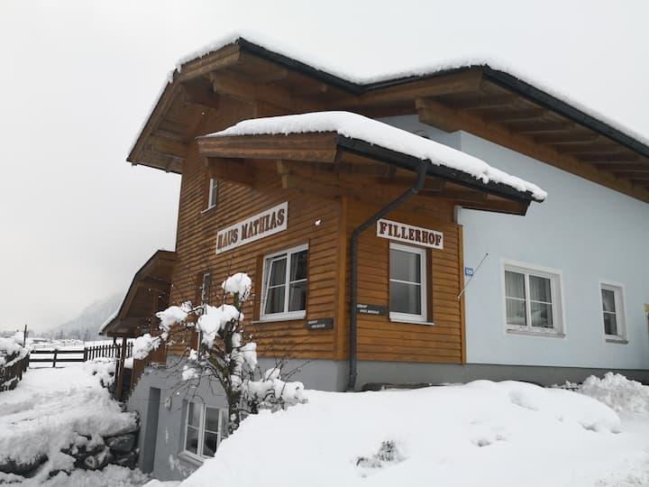 Haus Mathias 2 Fillerhof ( 8 Personer)