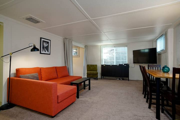 Bright & Spacious Private Apartment Close to OHSU