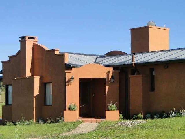 Casa campestre en Villa General Belgrano