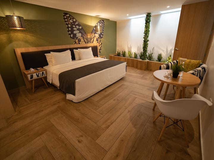 VxT - Luxury Room #4 Best Place in Quito