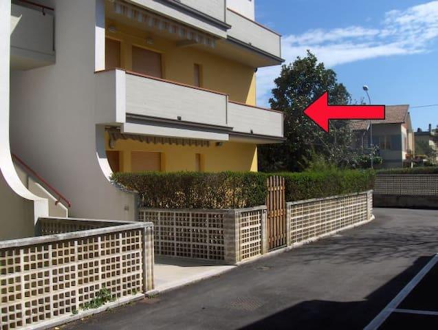 Appartamento a soli 100 metri dalla spiaggia - Marcelli - Apartment