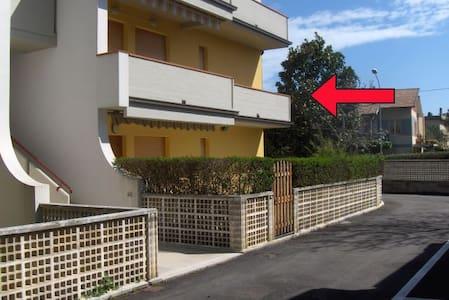 Appartamento a soli 100 metri dalla spiaggia - Marcelli - 公寓