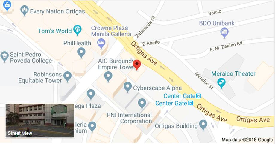 1 Bedroom Condo Unit in Ortigas Center
