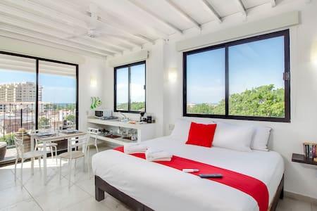 Suite Hikers 2 Belmar Hotel Galería - Puerto Vallarta