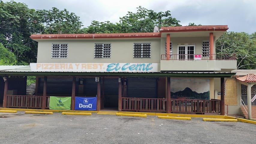CASA EL CEMI - Utuado - Ev