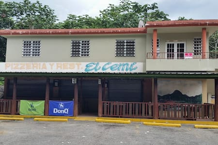 CASA EL CEMI - Utuado