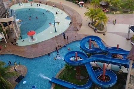 Laman Homestay ( Bayou Lagoon Park Resort ) - Melaka - Lakás