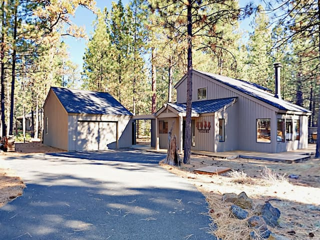 Family Fun at Black Butte Ranch 3BR
