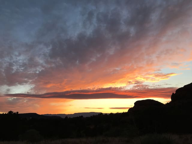 Gorgeous views in West Sedona!