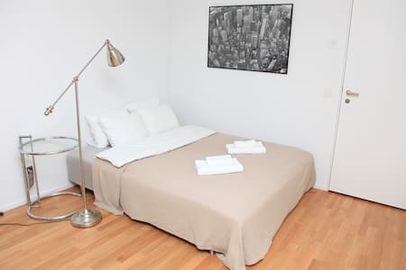Private Room + Bath  - 10min to Zurich Mainstation