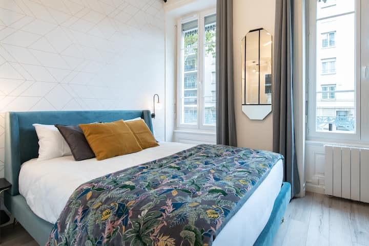 Appartement LUXE - PART-DIEU - Dreamy Flat Lyon