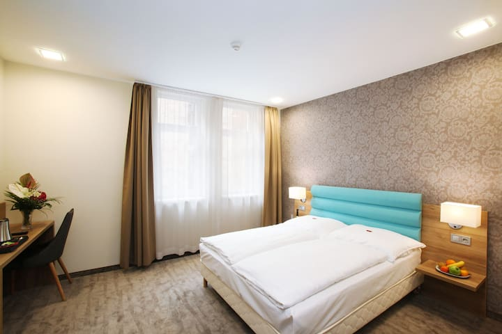 Hotel Medos Budapest, Superior Double