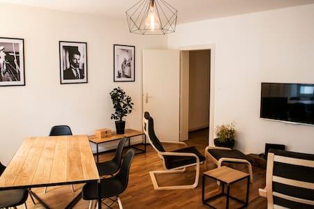 HYPER CENTRE - Grande chambre double - Strasburgo - Appartamento