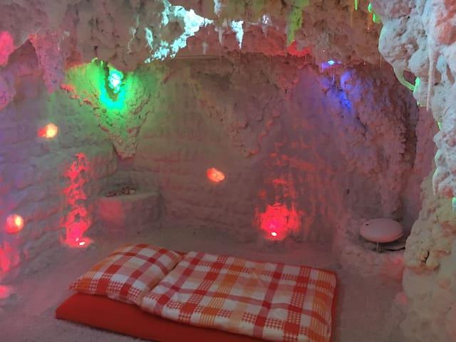 Salt Cave in Jesenice - Jesenice