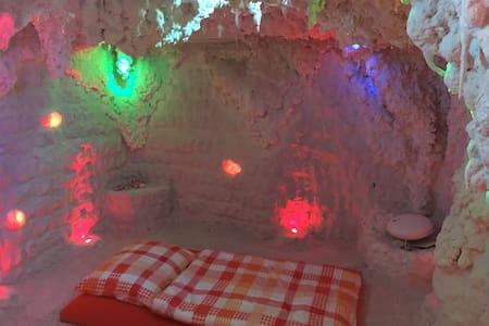 Salt Cave in Jesenice - Jesenice - Habitation troglodyte