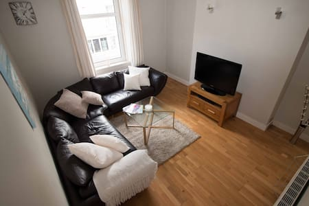 Charming one bed apartment in the West end - Aberdeen - Pis