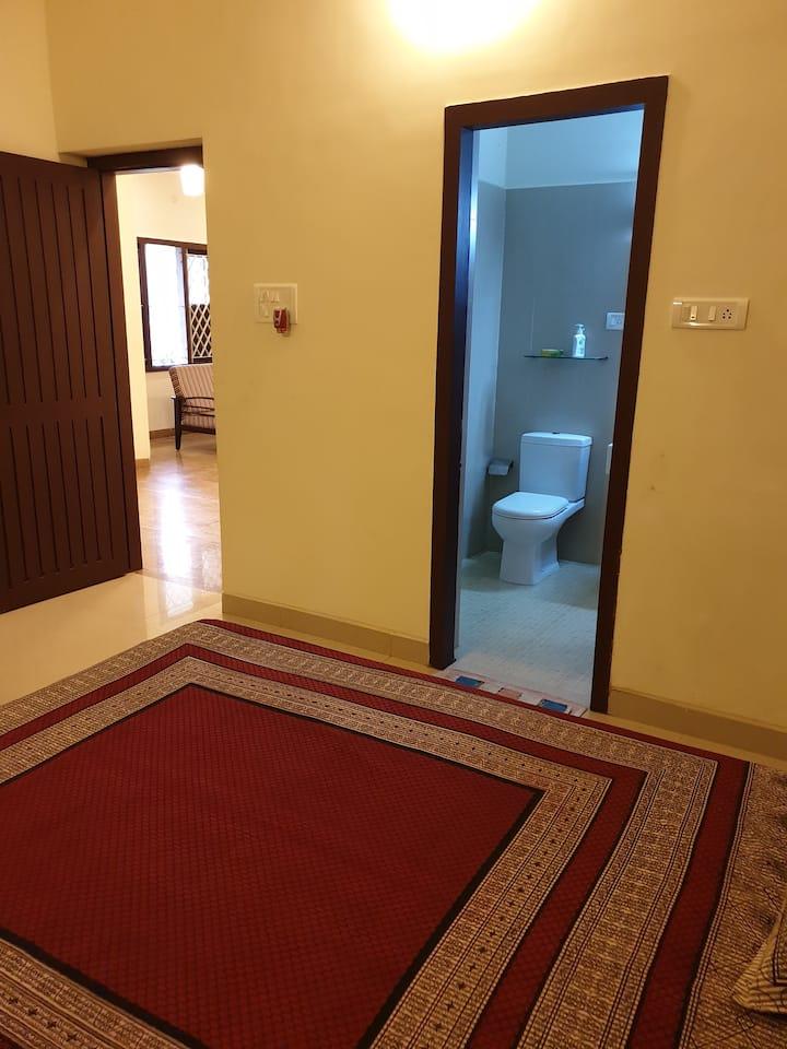 Quite Chennai Home near the IT-Hub