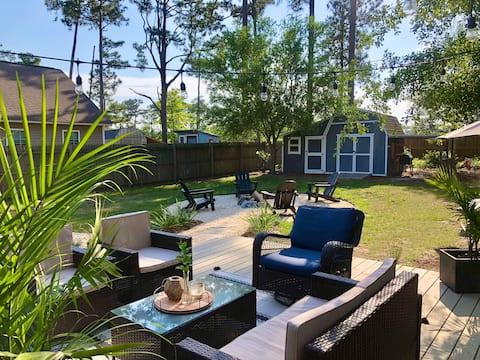 Coastal Cottage Retreat - Golf/Intercostal/Beach