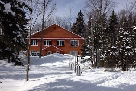 15 min Baie-St-Paul Charlevoix, 3 rooms, 8 pers. - Chalet