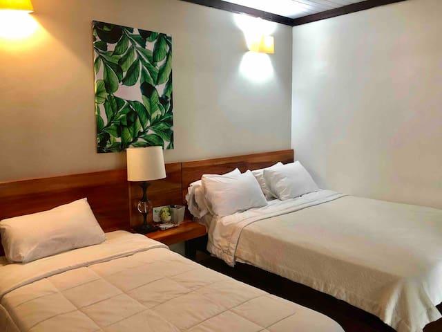 Hermosa y céntrica habitación en Leticia